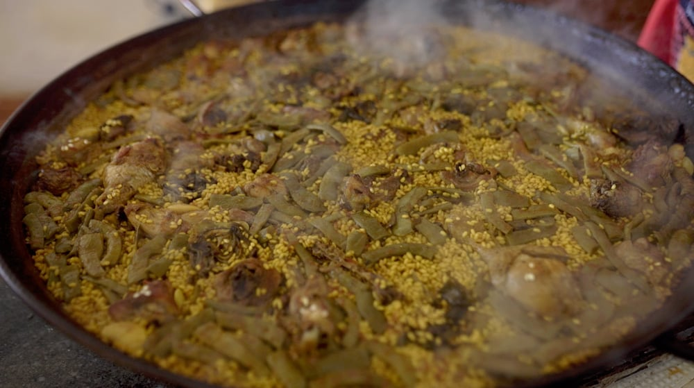 Edu Torres - Paella - oríGenes Festival Gastronómico