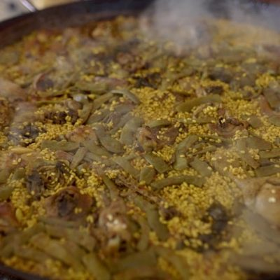Edu Torres - Paella - oríGenes Festival gastronòmic